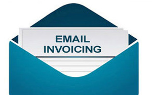 email invoicing