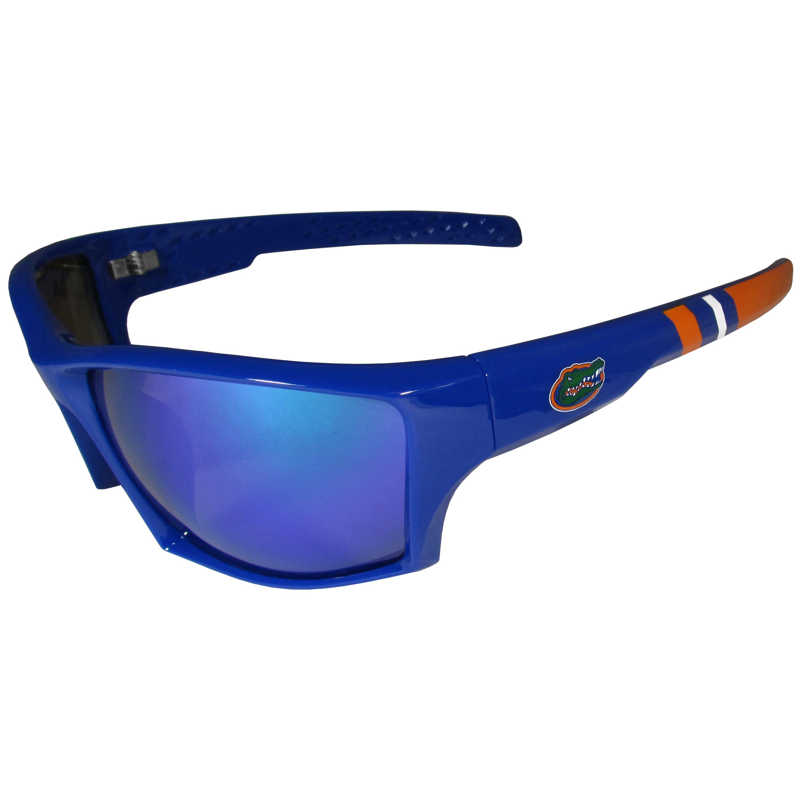 8aa061ab4660 Florida Gators Edge Wrap Sunglasses