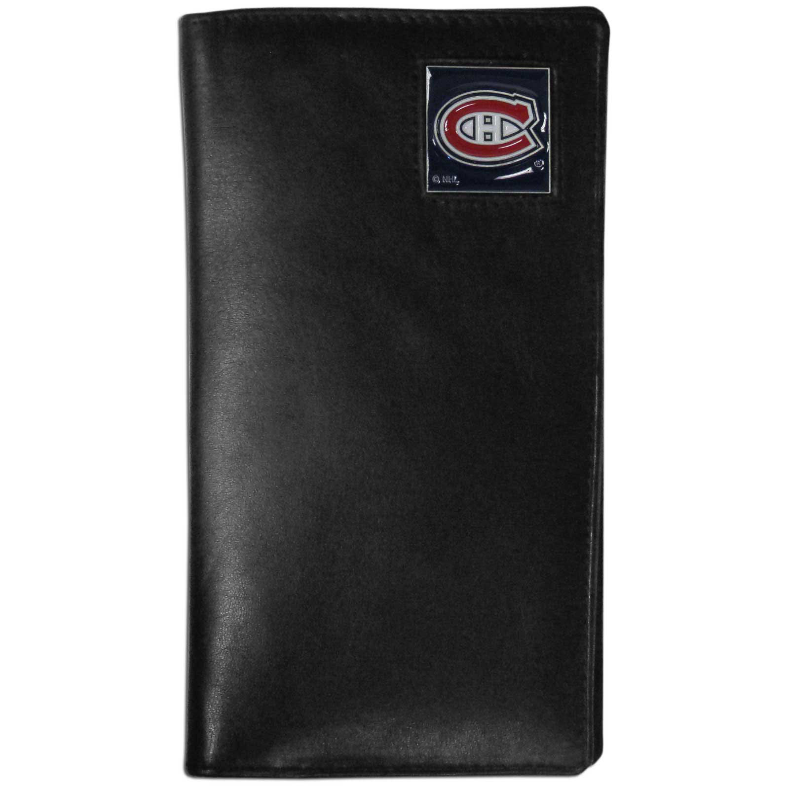 Montreal Canadiens Tall Leather Wallet