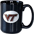 Virginia Tech Hokies Ceramic Coffee Mug