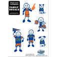 Florida Gators Family Decal Set Small