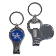 Kentucky Wildcats Nail Care/Bottle Opener Key Chain