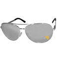 W. Virginia Mountaineers Aviator Sunglasses