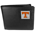 Tennessee Volunteers Leather Bi-fold Wallet Packaged in Gift Box