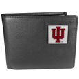 Indiana Hoosiers Leather Bi-fold Wallet