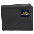 Montana St. Bobcats Leather Bi-fold Wallet