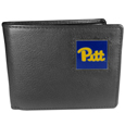 PITT Panthers Leather Bi-fold Wallet