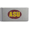 Arizona St. Sun Devils Brushed Metal Money Clip