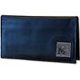 Memphis Tigers Deluxe Leather Checkbook Cover