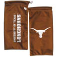 Texas Longhorns Microfiber Sunglass Bag