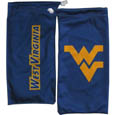 W. Virginia Mountaineers Microfiber Sunglass Bag