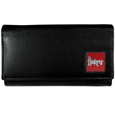 Nebraska Cornhuskers Leather Women's Wallet