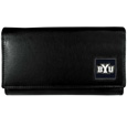BYU Cougars Leather Women's Wallet