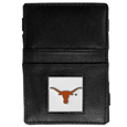 Texas Longhorns Leather Jacob's Ladder Wallet