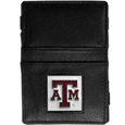 Texas A & M Aggies Leather Jacob's Ladder Wallet