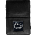 Penn St. Nittany Lions Leather Jacob's Ladder Wallet