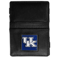Kentucky Wildcats Leather Jacob's Ladder Wallet
