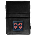 Auburn Tigers Leather Jacob's Ladder Wallet