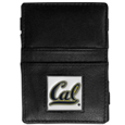 Cal Berkeley Bears Leather Jacob's Ladder Wallet