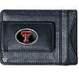 Texas Tech Raiders Leather Cash & Cardholder