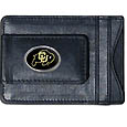 Colorado Buffaloes Leather Cash & Cardholder