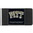 PITT Panthers Steel Money Clip