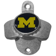 Michigan Wolverines Wall Mounted Bottle Opener