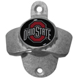Ohio St. Buckeyes Wall Mounted Bottle Opener