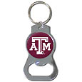 Texas A & M Aggies Bottle Opener Key Chain