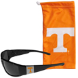 Tennessee Volunteers Chrome Wrap Sunglasses and Bag