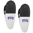 TCU Horned Frogs Mini Chip Clip Magnets, 2 pk
