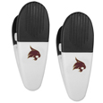 Texas St. Bobcats Mini Chip Clip Magnets, 2 pk