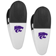 Kansas St. Wildcats Mini Chip Clip Magnets, 2 pk