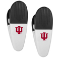 Indiana Hoosiers Mini Chip Clip Magnets, 2 pk
