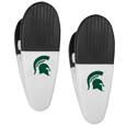 Michigan St. Spartans Mini Chip Clip Magnets, 2 pk