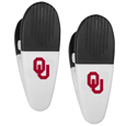 Oklahoma Sooners Mini Chip Clip Magnets, 2 pk