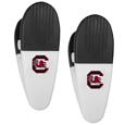 S. Carolina Gamecocks Mini Chip Clip Magnets, 2 pk