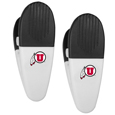 Utah Utes Mini Chip Clip Magnets, 2 pk