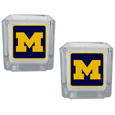 Michigan Wolverines Graphics Candle Set