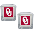 Oklahoma Sooners Graphics Candle Set