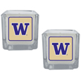 Washington Huskies Graphics Candle Set