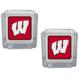Wisconsin Badgers Graphics Candle Set