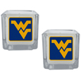 W. Virginia Mountaineers Graphics Candle Set