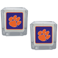 Clemson Tigers Graphics Candle Set