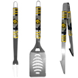 Iowa Hawkeyes 3 pc Tailgater BBQ Set