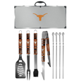 Texas Longhorns 8 pc Tailgater BBQ Set