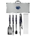 Penn St. Nittany Lions 8 pc Tailgater BBQ Set
