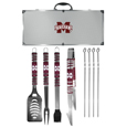 Mississippi St. Bulldogs 8 pc Tailgater BBQ Set