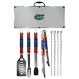 Florida Gators 8 pc Tailgater BBQ Set