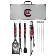 S. Carolina Gamecocks 8 pc Tailgater BBQ Set